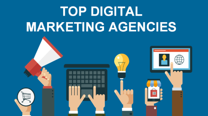 10 Best Social Media and Digital Marketing Company/Agency in